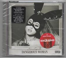 Ariana Grande Dangerous Woman Limited Edition Target Exclusive CD Side to Side