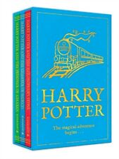 Harry Potter (Three book set, includes Vols 1-3: Philosopher's Stone, Chamber o.