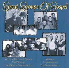 Various: Great Groups of Gospel  Audio Cassette