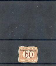 ITALIAN SOMALILAND Sc  J17(MI P17I)**F-VF NH $105