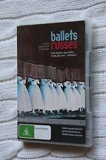 Ballets Russes (DVD, 2012), Region-4, Like new, Free shipping