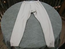 Extra Large Reg Polartec Gen III Quilted Mid-weight Bottom - missing size tag