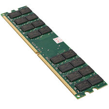 Memoria Ram 4GB DDR2 800MHZ PC2-6400 240 PINS DESKTOP PC DIMM PER AMD SYSTEM