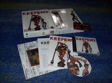 MYSTERE Keeper 2 pc allemand EO avec Manuel BIG BOX COLLECTOR