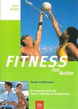 Fitness, Fun, Action - Burger NEU Trends und Workouts Ihr Personal Trainer Sport