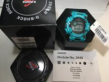 Latest Casio G-SHOCK Tiffany Blue FROGMAN GWF-D1000MB-3DR ready to ship!!!