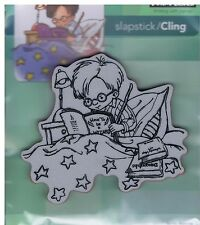 "Penny Black Slapstick Cling Stamp ""A Wizard"""