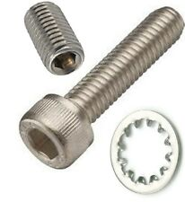 PISTOL GRIP SCREW TRIGGER ADJUSTER AR-malite STAINLESS SOCKET 223 308 rifle