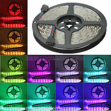 5M RGB 5050 NON WATERPROOF 150 LED STRIP,24 KEYIR REMOTE CONTROLLER POWER SUPPLY