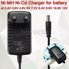 Ni-MH Ni-Cd Battery Charger 2-10S Auto For 2.4 3.6 4.8 6 7.2 8.4 9.6 10.8 12V
