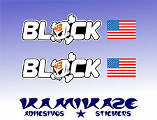 PEGATINA STICKER AUTOCOLLANT ADESIVI AUFKLEBER DECAL  43  KEN BLOCK USA