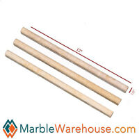 NOCE TRAVERTINE  PENCIL MOLDING BULLNOSE for wall