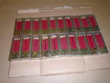LOT 40 STICKS - Burgundy Sealing Wax Stick for Wax Seal Stamp