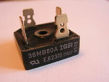 1 pont de diodes 35A / 600v 36MB60A International Rectifier IR