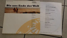 V.A. - Bis Ans Ende Der Welt - OST LP 1991 (Julee Cruise,N.Cave,Can,Patti Smith)