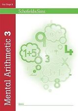 Mental Arithmetic Book 3, T R Goddard, J W Adams, R P Beaumont - Paperback Book