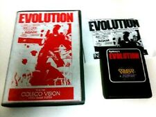 Syndey's Evolution game for Colecovision COLECO NEW Never played or used before