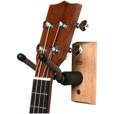 String Swing Wooden Ukulele  Mandolin Wall Hanger Bracket for Wall Fitting