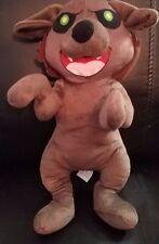 """Kellytoy Brown Tazmanian Devil/Monster stuffed/plush - 14"""""""