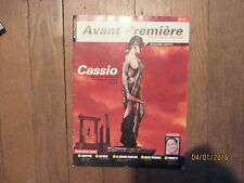 JOURNAL BD AVANT PREMIERE 47 cassio damocles o boys samsara agrippine  2009