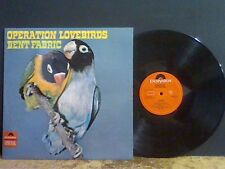 BENT FABRIC   Operation Lovebirds  LP   Folk / Psych    NEAR-MINT !