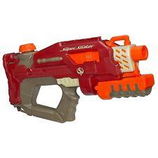 Brand New NERF Super Soaker RATTLER Water Pistol BLASTER Red