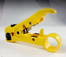 Universal Cable Wire Jacket Stripper Cable Cutter Stripping Scissors Tool DT