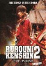 RUROUNI KENSHIN 2 KYOTO INFERNO (SAMURAI X)