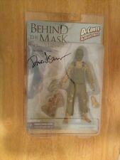 "SIGNED Behind The Mask: The Rise Of Leslie Vernon 7"" Action Figure DeConte +PIC"