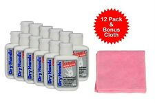 12 pack Dry Hands 2oz Ultimate Gripping Solution Pole Dancing + Bonus Microfiber