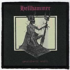 HELLHAMMER PATCH / SPEED-THRASH-BLACK-DEATH METAL