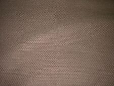 ~2 1/8 YDS~RALPH LAUREN~HOLLINS WEAVE BROWN~UPHOLSTERY FABRIC~FABRIC FOR LESS~