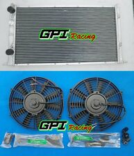 ALUMINUM RACING RADIATOR 94-98 FOR VOLKSWAGEN VW GOLF GTI VR6 MK3 V6+FAN
