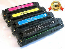 4PK Toner FOR HP 128A CE320A CE321A CE322A CE323A COLOR LASERJET PRO CP1525NW