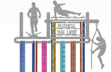 Medal Hanger Display OCR Pushing The Limit STAINLESS STEEL
