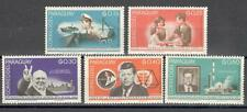 R6071 - PARAGUAY 1965 - SERIE COMPLETA ** KENNEDY - FOTO