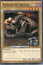 YU-GI-OH TEMPLE OF SKULLS PROMO COMMON (SHORT PRINT JUST 2/BOX) MINT OP02-EN015