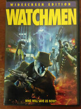 Watchmen (DVD, 2009)*Jackie Earle Haley Malin Akerman Jeffrey Dean Morgan