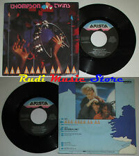 LP 45 7'' THOMPSON TWINS You take me up Passion planet 1984 italy cd mc dvd (*)