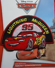 Lightning McQueen - Disney Cars - Bügelflicken / Iron-On Patch - Disney - 9,5cm
