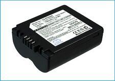 7.4V battery for Panasonic Lumix DMC-FZ30EG, Lumix DMC-FZ30-S, Lumix DMC-FZ7EB-K
