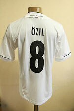 GERMANY 2011/2012 EURO HOME FOOTBALL SHIRT JERSEY TRIKOT ADIDAS OZIL #8