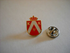 a1 KORTRIJK FC club spilla football calcio foot pins broches belgio belgium