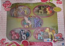My Little Pony FRIENDS FOREVER Collection of 10 Celestia Luna Hooves * Toys R Us