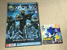 Official Xbox 360 Magazine Issue 44- March 2009- Halo Wars Cover- With Demo