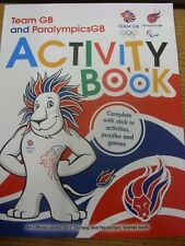2012 Olympics: An Official London 2012 Olympic & Paralympic Games - Activity Boo