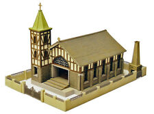 Tomytec (Building 052-2) Church C2 1/150 N scale