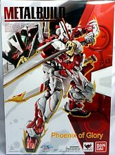 Brand New Bandai Tamashii Metal Build Gundam Seed Astray Red Frame USA