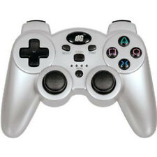 dreamGEAR Radium Wireless Silver Controller for Sony PlayStation PS3 /PS3 Slim