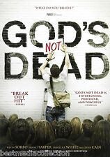 SEALED - God's Not Dead DVD NEW (2014) ORIGINAL What Do You Believe ?- BRAND NEW